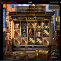 play the Lost 3D slot game